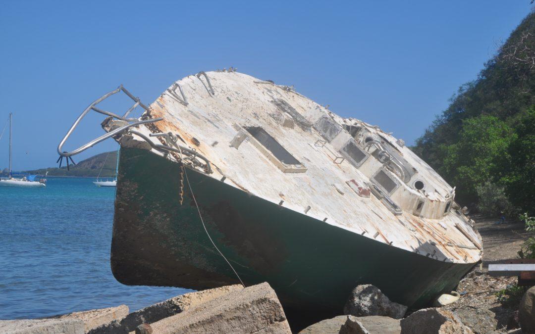 Le Port autonome cherche à identifier les propriétaires de navires échoués
