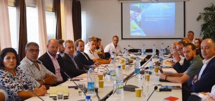 Un Atelier du Comité France Maritime à Nouméa