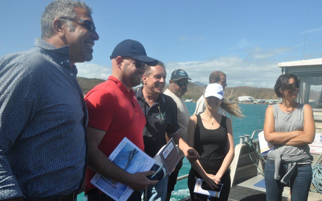 Synergie Numbo présente son projet de Port Numbo