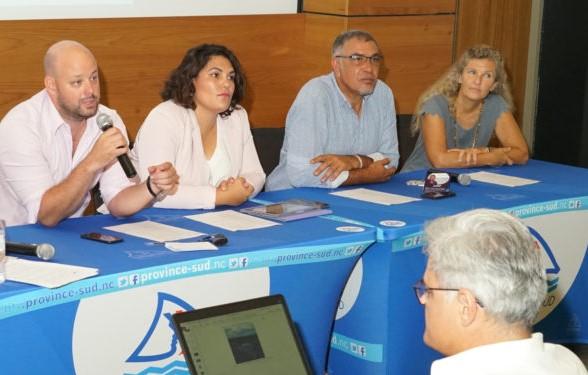 Le Cluster maritime présente la croissance bleue aux élèves de l'EGC
